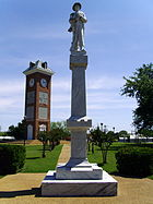 Star City Confederate Monument 001