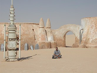 Architecture of Star Wars - Star Wars filming location in Tunisia