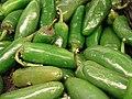 Starr-070730-7841-Capsicum annuum-Jalapeno variety-Foodland Pukalani-Maui (24262301114).jpg