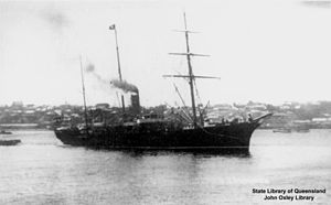 Robert Napier and Sons - SS Aberdeen