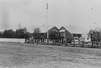 Forest Hill, Queensland - Forest Hill State School, 1914