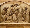 Station 8- Jésus rencontre les femmes de Jérusalem qui pleurent, Église Saint-Charles-Borromée de Québec, Quebec, Canada 08.jpg