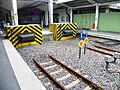 Station Buffers of Keelung Station 1st and 2nd Platform 20120526.jpg
