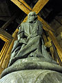 Statue in Old Town Tower (8347995269).jpg