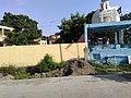 Statue of Dr. Babasaheb Ambedkar in Waghrul 01.jpg