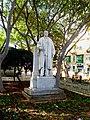 Statue of Ugo Pasquale Mifsud in Floriana.jpg