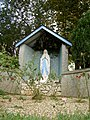 Statue of the Virgin Mary - geograph.org.uk - 599450.jpg