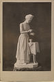 Statuette re Red Cross nurse in the act of pouring a dose of Bovril London (HS85-10-11680-2).jpg