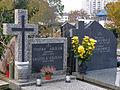 Stefan Grzesik - Cmentarz na Sluzewie przy ul Renety.JPG
