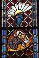 Sternberg Kirche - Fenster 4d Reformation Wappen Mecklenburg.jpg