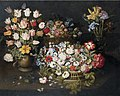 Still life with roses in an Asian bowl with a butterfly and dragonfly by Osias Beert the Elder, ca. 1610-20.jpg