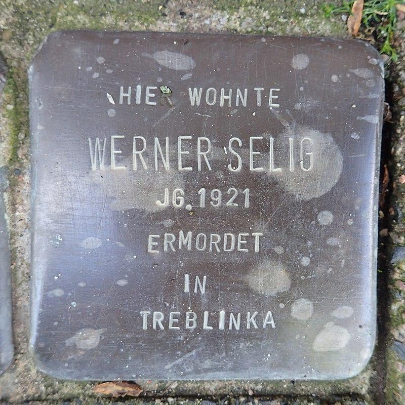 Stolperstein Am Binnenhafen 20 Werner Selig.jpg