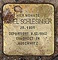 Stolperstein Bartningallee 3 (Hansa) Rahel Schlesinger.jpg