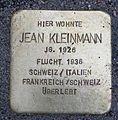 Stolperstein Jean Kleinmann Baden-Baden.jpg