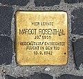 Stolperstein Unter den Linden 6 (Mitte) Margot Rosenthal.jpg