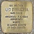 Stolperstein für Leo Terracina (Rom).jpg