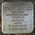 Stolperstein für Michele Sabatello (Rom).jpg