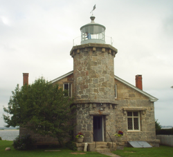 Stonington Harbor Light