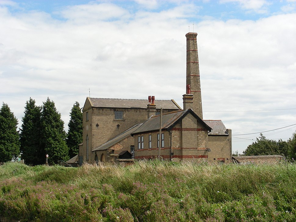 Stretham Old Engine