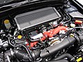 Subaru EJ20 Twin Scroll Turbo Engine.JPG