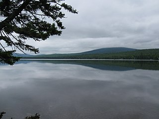 Success Pond Lake in Coos County, New Hampshire