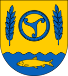 Coat of arms of the office of Süderbrarup