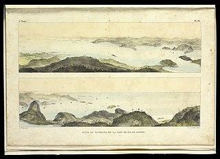 Suite du Panorama de la Baie de Rio de Janeiro (1)