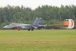 Sukhoi Su-35S 'RF-95242 - 03 red' (37309806592).jpg