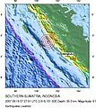 Sumatra Indonesia 6.1 earthquake 9.19.2007.jpg