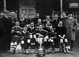 Durham Challenge Cup Football tournament