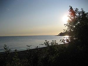 Beach Boulevard (Hamilton, Ontario) - Sunrise,  Confederation Park