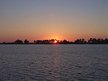 Sunset at Bon Secour, Alabama.jpg