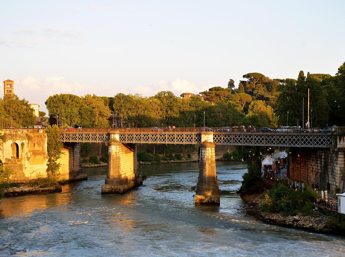 Ponte Palatino - Wikip...