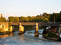 Sunset of Ponte Palatino.jpg