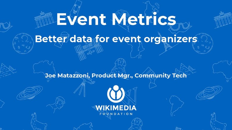 File:Supporting editathon and other event organizers with new tools.pdf