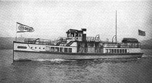 Suquamish (motor vessel) - Image: Suquamish (motor vessel)