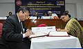 Suresh Prabhakar Prabhu and the Union Minister for Finance, Corporate Affairs and Information & Broadcasting.jpg