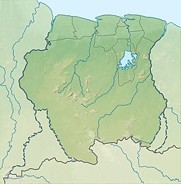 Wilhelminagebergte (Suriname (hoofdbetekenis))