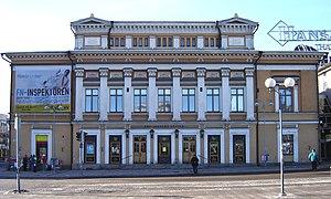 Åbo Svenska Teater - Image: Svenskateater