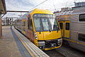 Sydney Trains A set (Waratah) departing Central Station.jpg