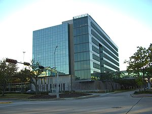 Houston Energy Corridor - Sysco headquarters