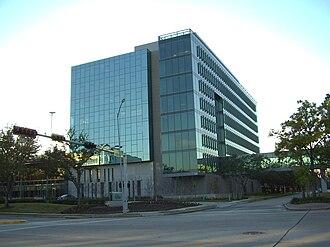 Houston Energy Corridor - Sysco headquarters