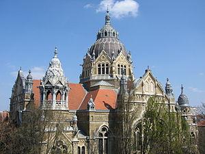 Szeged Synagogue - Szeged Synagogue