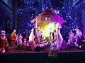 Szopka bożonarodzeniowa w kościele Franciszkanów w Sanoku 2019-2020.jpg