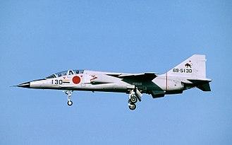8th Tactical Fighter Squadron (JASDF) - Mitsubishi T-2 (1994)