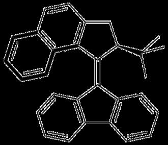 Molecular switch - TBu Helicenemolecularmotor