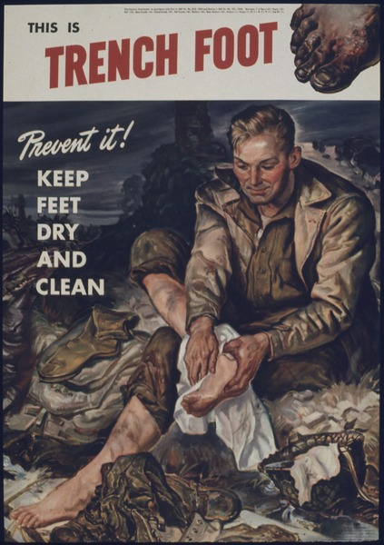 الحرب ال - الحرب العالميه الاولى Lossy-page1-423px-THIS_IS_TRENCH_FOOT._PREVENT_IT%5E_KEEP_FEET_DRY_AND_CLEAN_-_NARA_-_515785.tif
