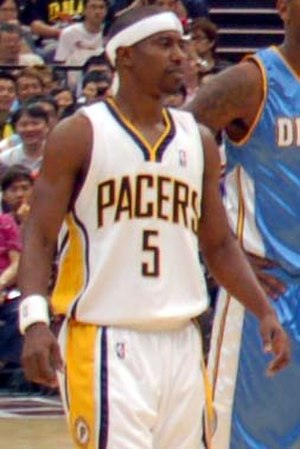 T. J. Ford - Ford with the Pacers