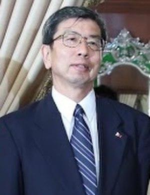 Takehiko Nakao - Nakao in 2016