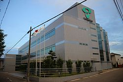 Takeya Headquarter 20161016.jpg